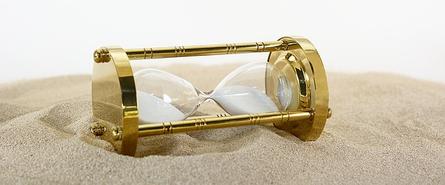 The Sideways Hourglass