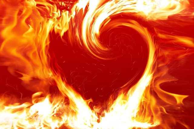 Passion vs. Practicality; or, Is That A Burning Heart, or Just Heartburn?